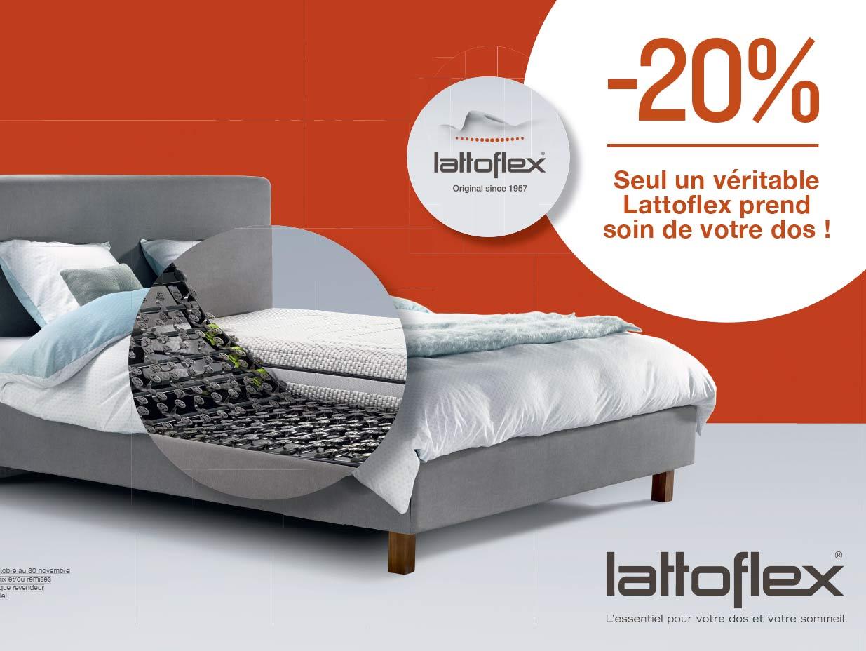 op raton lattoflex tempur jusqu 39 800 de remise sur l 39 achat de votre matelas sant sommeil. Black Bedroom Furniture Sets. Home Design Ideas